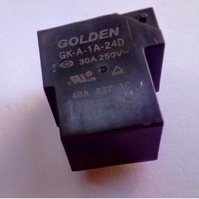 Rele Golden Gk-a-1a-24d 24v 30a