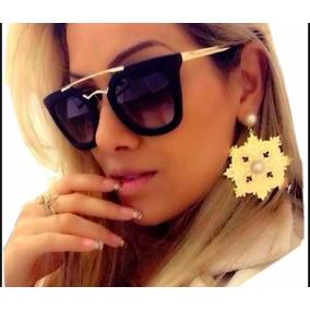 00124daf78c9f Oculos Vintage Quadrado Feminino - Óculos no Mercado Livre Brasil