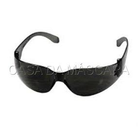 Óculos Escuro De Segurança Para Trabalho Com Ca - Óculos no Mercado ... b8d08c7faf