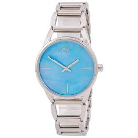 Relogio Calvin Klein Prata - Joias e Relógios no Mercado Livre Brasil 17ec599434