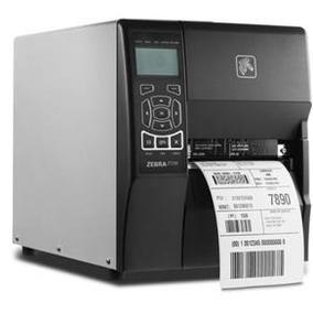 Impressora De Etiquetas Térmica Zebra Zt230 Usb Ethernet