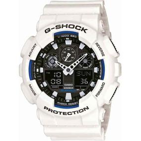 06f46d9c5f0 G Shock Ga 100 Esportivo Masculino Casio - Relógio Casio Masculino ...