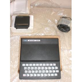 ea61afcf37b4 Computador Timex Sinclair 1000 +expansão Timex Sinclair 1016