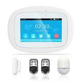 Bibene 3g Wifi Casa De Seguridad Alarma Sistema Con 4.3