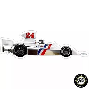 Adesivo Hesketh 308b James Hunt F1 Formula 1 Carros