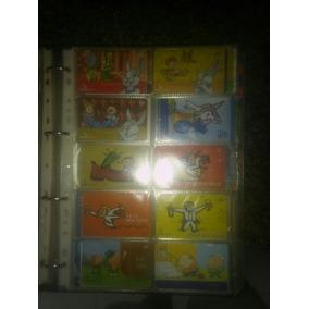 Coleção Cartões Telefonicos.