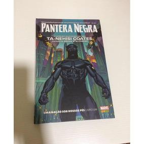 Encadernado Pantera Negra (edição 1)