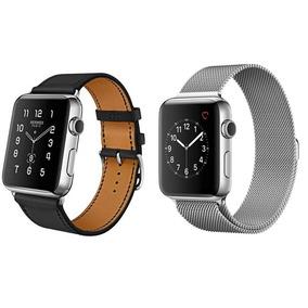 d68e397dcef Pulseira Apple Watch 42mm Aco - Relógios no Mercado Livre Brasil