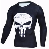 Camisas De Compressão Jiujtison Crossfit Mma