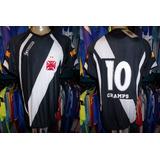 Vasco Da Gama 2009 Camisa Reserva Tamanho Gg Número 10. 5f0ef491afcb3