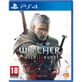 The Witcher 3 Will Hunt Ps4