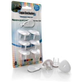 Tapas Para Enchufes De Tres Patas: 3 Packs - Baby Innovation