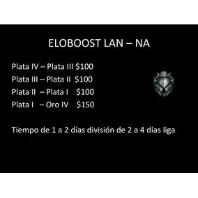 Elo Boost Lan
