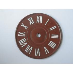Mostrador Visor Relógio Cuco H Diâmetro 12cm
