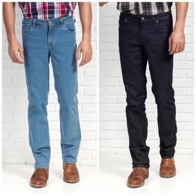 6743e4667c7b2 Calca Jean Marca Estilo Country - Calças Jeans no Mercado Livre Brasil