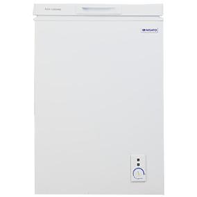 Congelador Y Refrigerador 3.5p3 Nisato Doble Accion