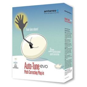 Antares Auto-tune Evo + 100 Preset