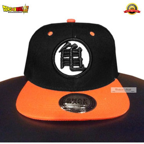 Gorra Dragon Ball Goku Super Logo Bordado Calidad Premium