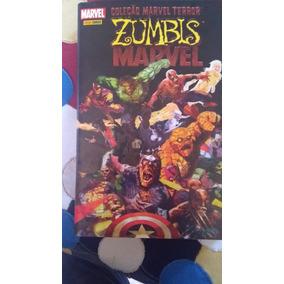 Coleção Marvel Terror Zumbis Marvel
