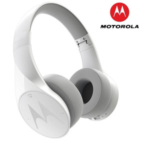 Fone Headset Motorola Pulse Escape Sh013 Bluetooth Branco