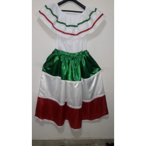 Falda Libre De Mexicana Mercado Niña México En HxrHPX1