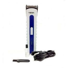 Máquina Nova Corta Cabelo Fazer Barba Pezinho Carregável 31f96e9eebf8