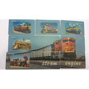 Série Puzzle Locomotiva 12/2006 21(9 Cartões) China Tietong