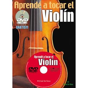 Libro Metodo Enseñanza De Violín Con Cd Flash Musical Envios
