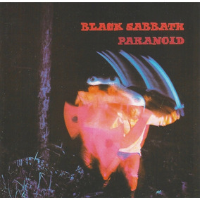 Black Sabbath - Paranoid ( Cd - Remaster - Importado Uk )