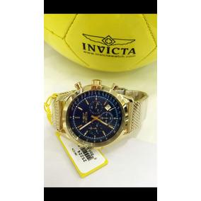 a6dcb5db0ec Joias Vip Relogios Invicta - Relógio Invicta Masculino no Mercado ...