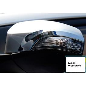 Friso Cromado Capa Retrovisor P/ Corolla 2015-2019 Par