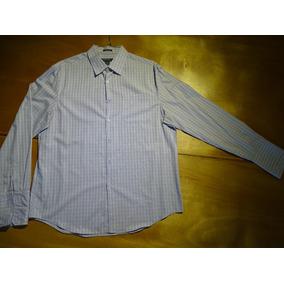 Camisa Perry Ellis (hugo Boss, Armani, Dkny, Ferrioni,)