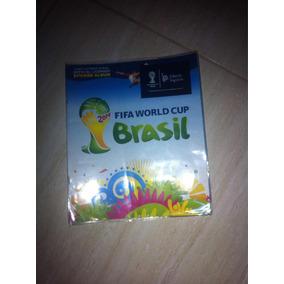 Álbum Copa 2014 Completo