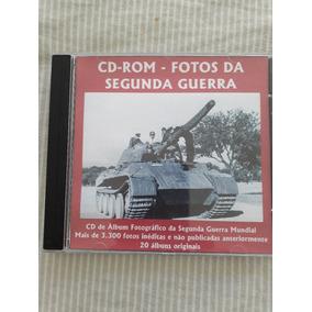 Cd-rom Fotos Da Segunda Guerra