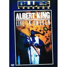 Dvd Albert King - Live In Sweden