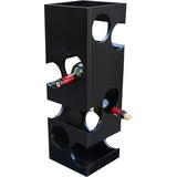 Cava Torre Para 8 Botellas Color Negro