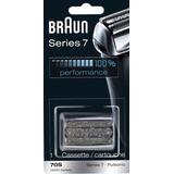 Lâmina Braun Series 7 Barbeador 790cc 760c 740s 720 Original