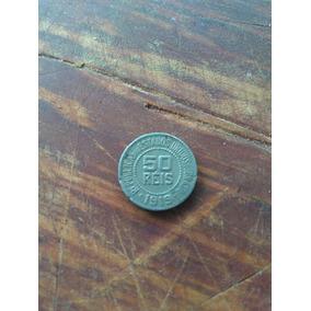 Moeda 50 Reis 1919