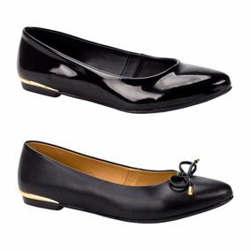 Zapato Escolar Kit 2 Pares