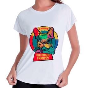 Baby Look Pet s - Bull Dog Frances. São Paulo · Camiseta Bulldog Francês I 7e290d408159b