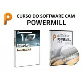 Curso Powermill, Solidworks, Topsolid Mold, Programação