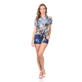 Blusa Capricho Collection Cmf-196