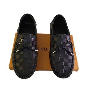 1b2a8ce3c58 Mocasines Ferragamo Louis Vuitton Lv Gucci + Cinto Cortesia