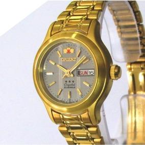 eef00386122 Relogio Porsche Feminino Analogico Aço E Ouro Folheado - Relógios no ...