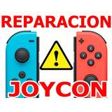 Nintendo Switch Joycons Reparacion Joy Cons Arreglo