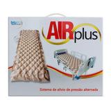 Colchão Pneumático Premium Air Plus 130kg Escaras 110v