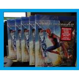 Blu-ray O Espetacular Homem-aranha 2 - A Ameaça De Electro