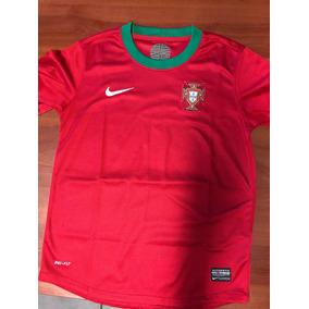 Jersey De Portugal Para Niño en Mercado Libre México b9c17a6260287