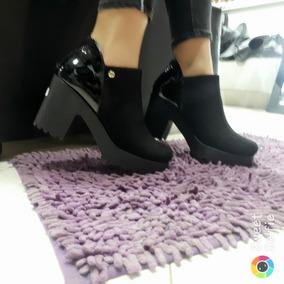 Calzado Para Mujer Botines Elegantes Tacon 5 1 2 270e2dc89932