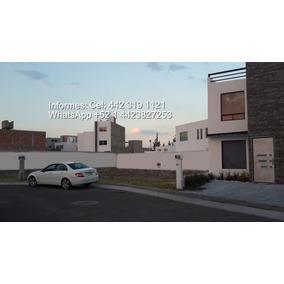 Terreno En Sonterra Residencial, 260 M2 Proyecto Casa S/c